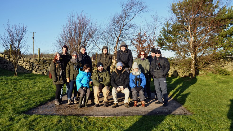 European Red Kite Winter Roost Watch 18