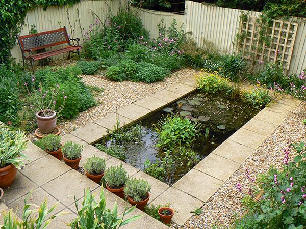 Preformed Garden Ponds Ireland   Garden Design Ideas